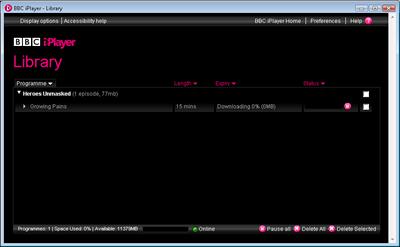 How to install the BBC iPlayer on Windows Vista - Plusnet